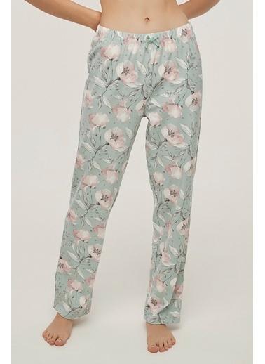 Penti Magnolia Blue Pantolon Renkli